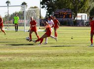 Women's Soccer Gives Stanford First Regular Season Loss in Two Years