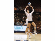 W. Volleyball Loses Three Straight in Asics Classic Tournament