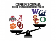 West Coast Blues: Why the Pac-12 Won't Have a Team in the College Football Playoff Once Again