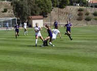 Pepperdine Starts Fast and Keeps Lead in Conference Opener
