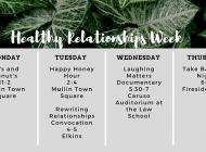 SWAB Hosts Healthy Relationships Week
