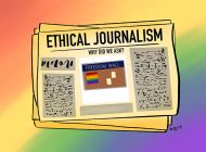Staff Editorial: Graphic Responds to Freedom Wall Comment Per Ethical Journalism Practices