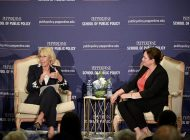 School of Public Policy Hosts Secretary of Education Betsy Devos