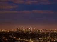 Glowing Cities: Light Pollution's Effects on Health and the Environment