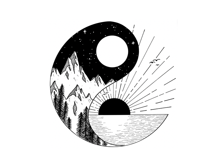 Balancing Act: How Yin Yang Promotes Harmony and Balance ‹ Pepperdine Graphic