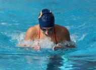 Swim and Dive Round out Regular Season With Victory Over APU