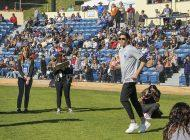 Pepp Hosts Second California Strong Celebrity Softball Game