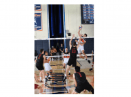 Men's Volleyball Sweeps USC