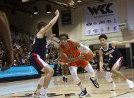 Gonzaga Outlasts Pepperdine in Conference Battle