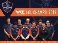 Esports Wins First-Ever WCC League of Legends Tournament