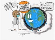 Coronavirus and Climate Change: the Effects of COVID-19 on the Environment