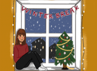 Students Prepare for a Relaxing and Productive Winter Break
