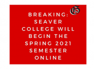 Spring 2021 to Begin Online, Administration Hopeful for Reopening Later in the Semester