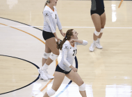 W. Volley Beats Zags Twice, Improves to 9-1 in WCC Play