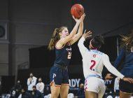Pepperdine Women's Basketball Season Ends In Las Vegas
