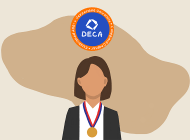 Pepp DECA Club Wants to Prepare Students for the Working World