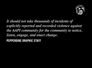 Staff Editorial: The Graphic Stands With the Asian American Pacific Islander Community Against Hate