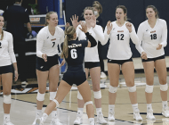 Women's Volley Primed for NCAA Tournament Run