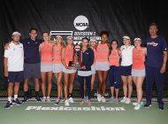 W. Tennis Falls Agonizingly Short, Losing 4-3 in National Title Match