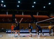 Women's Indoor Volleyball Closes Out Non-Conference Play Strong